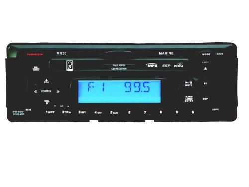 mrr7 wired remote keypad intercom polyplanar mr50 marine stereo
